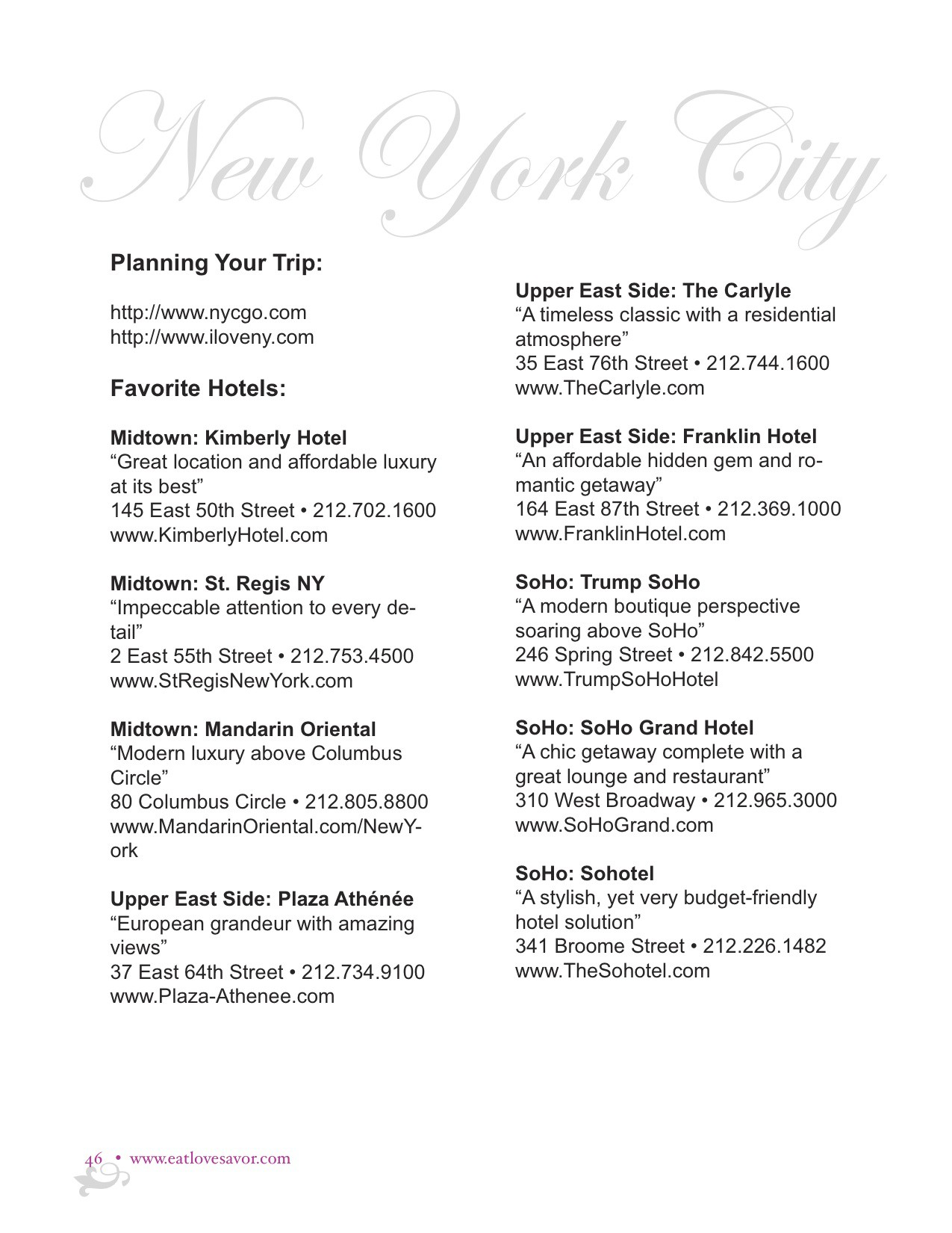 NYC Fashion Travel 4 | Damon M Banks