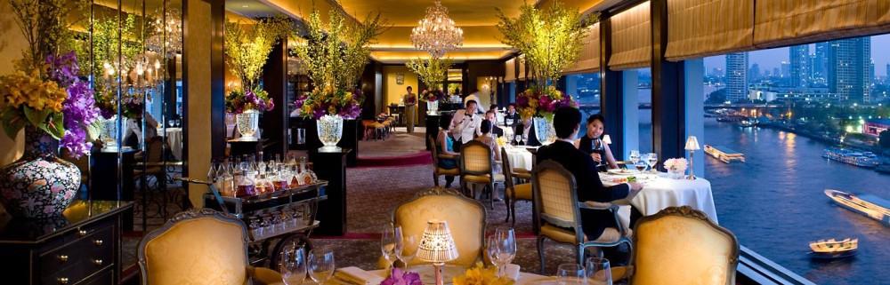Bangkok Mandarin Oriental | Damon M. Banks