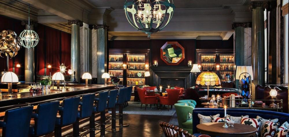 Rosewood London_Bar