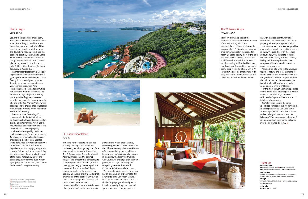 Perfectly Puerto Rico 2 | Signature Magazine | Damon M. Banks